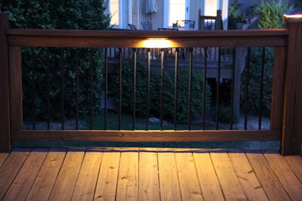 Moonlight decks moonlightdecks under rail led lighting moonlightdecks under rail led lighting aloadofball Image collections