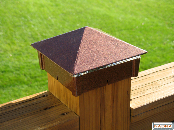 lighting moonlight decks smooth copper vein deck light. Black Bedroom Furniture Sets. Home Design Ideas