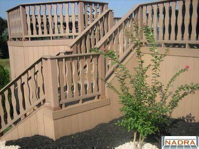 Composite Deck Composite Deck Pickets