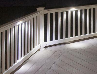 alfa img showing led deck rail lighting. Black Bedroom Furniture Sets. Home Design Ideas
