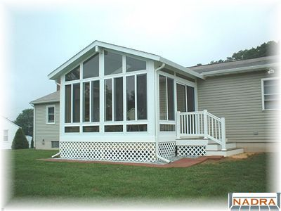 Sun rooms all season sunroom 12 39 x 14 39 gable roof for 12 x 14 room designs